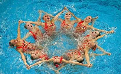 esporte aquático