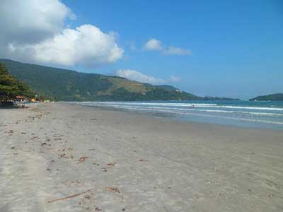 fotos de praias de ubatuba