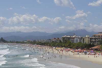 praias de sp