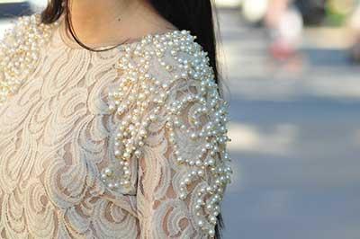 blusas de renda