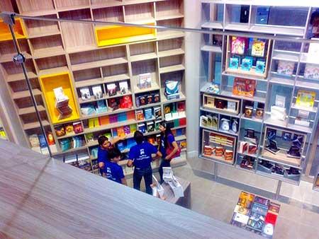 lojas para comprar livros