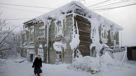 cidade mais fria