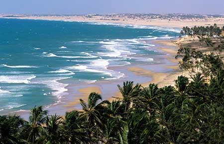 imagens do litoral cearense